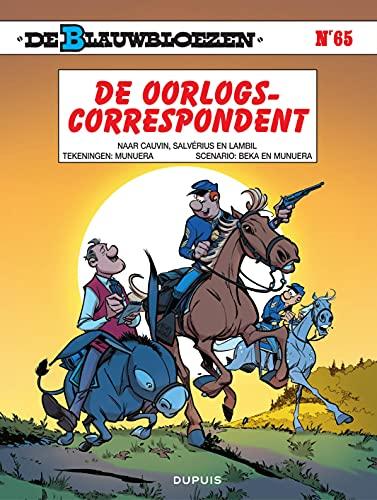 De oorlogscorrespondent (De Blauwbloezen) (Dutch Edition)