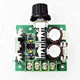 Greartisan 12V-40V 10A DC Motor Speed Controller PWM Variable Speed Regulator Governor Switch CCMHCN With Speed Control Knob