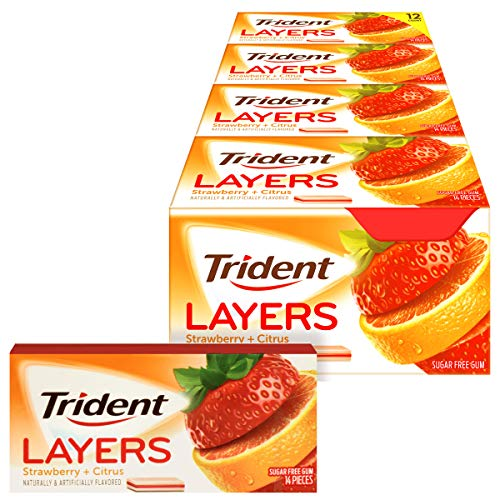 10 best trident layers gum variety pack for 2020