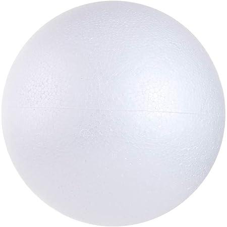 s/ólido 3 cm Artibetter 200 piezas de bolas de espuma artesanales bolas de espuma de poliestireno redondo EPS para artes y manualidades