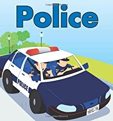 Image: Police: Hurrying! Helping! Saving! | Kindle Edition | by Patricia Hubbell (Author), Viviana Garofoli (Illustrator). Publisher: Two Lions (February 5, 2013)