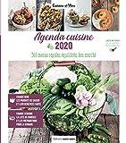 Agenda cuisine : 365 menus rapides, équilibrés, bon marché