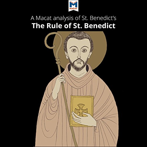 A Macat Analysis of St. Benedict's The Rule of St. Benedict audiobook cover art