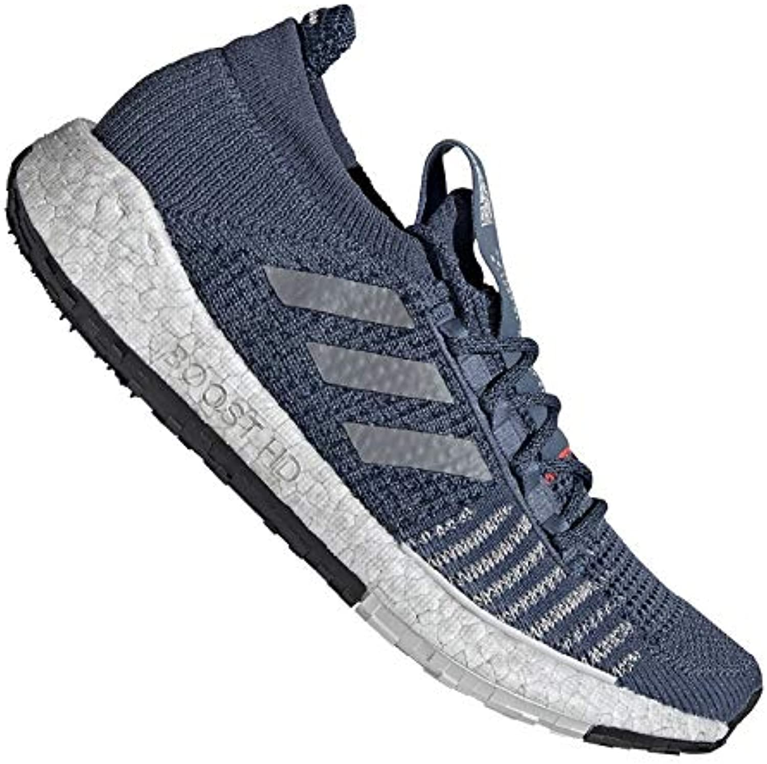 Adidas Pulse Boost HD Running Damen Blau Grau