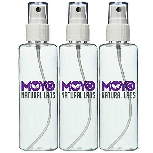 Durable Fine Mist Pump Sprayers 3.4 oz