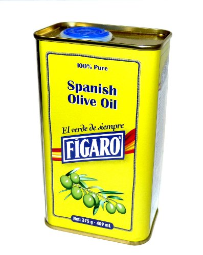 All Natural Figaro Spanish 100% Pure Olive Oil 375g