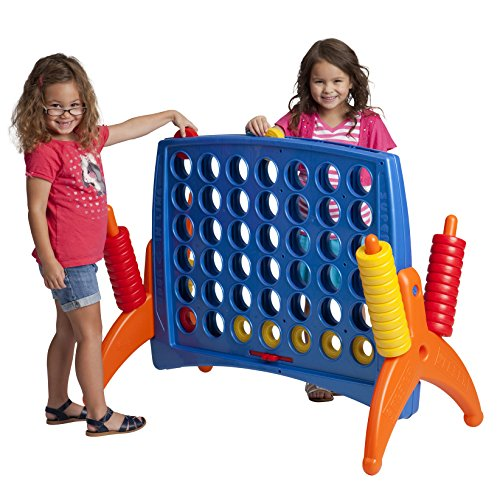 ECR4Kids Junior 4-to-Score Giant Game Set Review