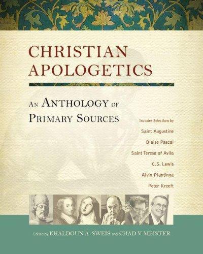 Apologetics Christian Theology