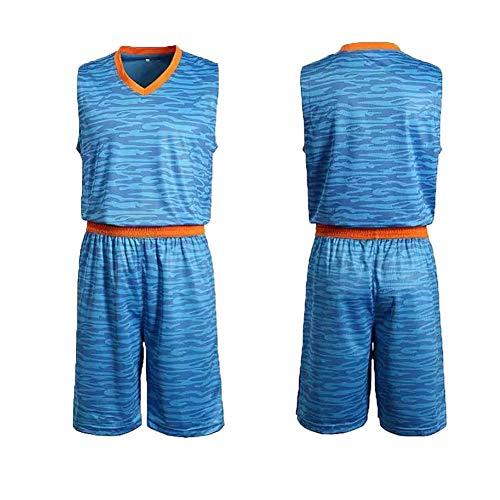 Jerseys Heren Shirt voor kinderen Basketbal Uniform Suits, mannelijke en vrouwelijke leerlingen, op maat gemaakte ademende tweedelige pak