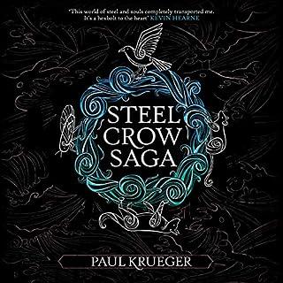 Steel Crow Saga cover art