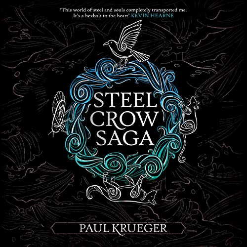Steel Crow Saga Titelbild