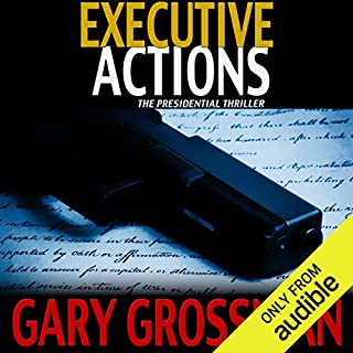 Executive Actions audiobook cover art