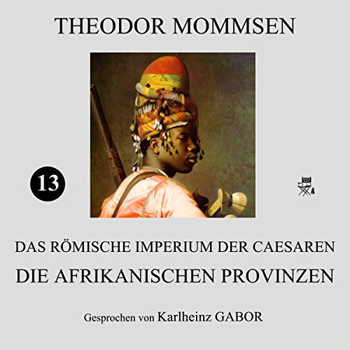Die afrikanischen Provinzen audiobook cover art