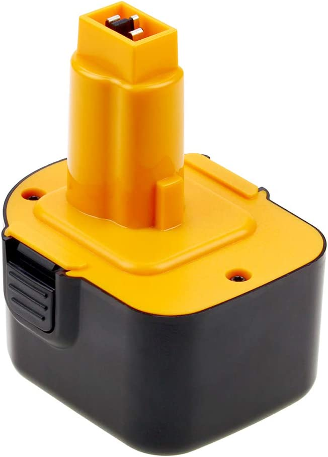 Kengdor 12V 3.0Ah Batería de Repuesto para Dewalt Ni-MH DC9071 DE9071 DE9072 DE9074 DE9075 DE9037 DE9501 DW9071 DW9072 152250-27 397745-01