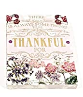 「There's Always Something to be Thankful for Mini Pocket Notepad」