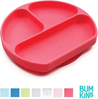 plates that suction to table