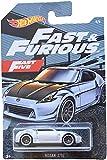 370z wheels - Hot Wheels Fast & Furious Nissan 370Z 5/6, Silver