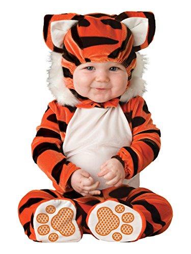 Déguisement Tigre pour bébé - Classique 6-12 Mois (66-74 cm)
