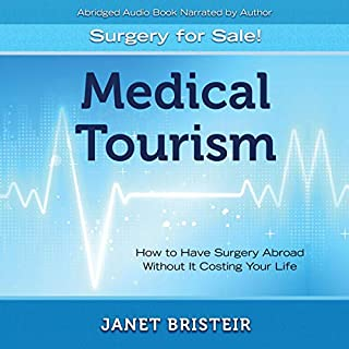 Medical Tourism - Surgery for Sale! audiobook cover art