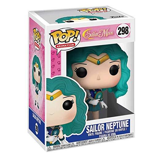 Funko Pop Animtion : Sailor Moon - Sailor Neptune 3.75inch Vinyl Gift for Anime Fans Chibi