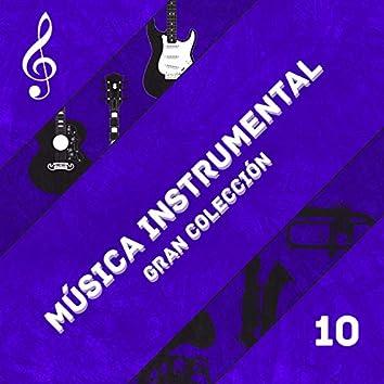 Música Instrumental Gran Colección (Vol. X)