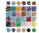 Kit Isma juegos de hacer pulseras collares y anillos, collares. caja manualidades. perlas para manualidades de pulseras niña. manualidades niña. juego para hacer pulseras. material manualidades perlas