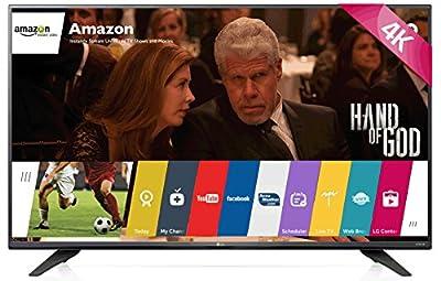LG Electronics UF7600 4K Ultra HD 120Hz LED TV