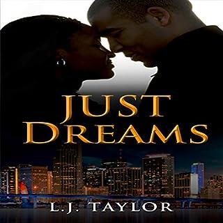 Just Dreams audiobook cover art