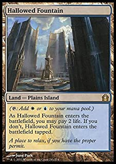 Magic: the Gathering - Hallowed Fountain (241) - Return to Ravnica - Foil