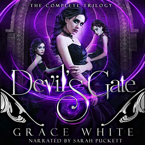 Devil's Gate: The Complete Trilogy audiobook cover art