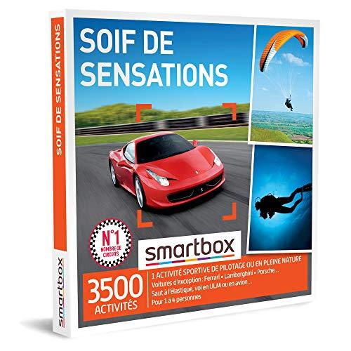 SMARTBOX - Coffret Cadeau Homme ou Femme - Idée cadeau...