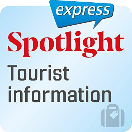 Spotlight express - Reisen: Wortschatz-Training Englisch - Touristeninformation cover art