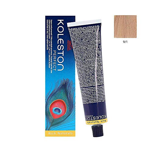 Wella Koleston Perfect Innosense 9/1 lichtblond asch 60 ml 9/1 lichtblond asch 60 ml