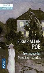 Three short stories - Trois nouvelles d'Edgar Allan POE