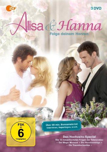 Hanna - Folge deinem Herzen - Das Hochzeits-Special (3 DVDs)
