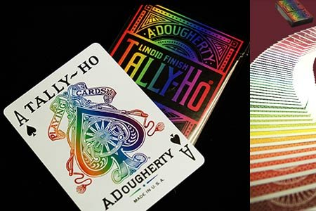 Spectrum Tally Ho Deck by US Playin…