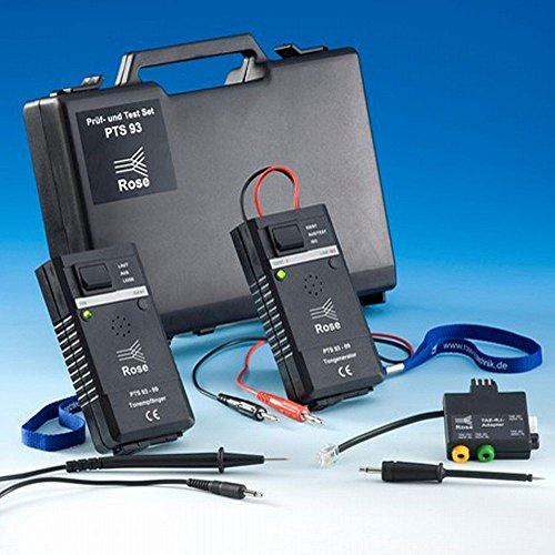 Preisvergleich Produktbild Rose 49397 Prüf-und Test-Set PTS 93-09