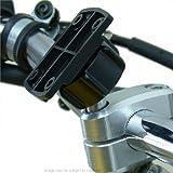 Moto M8 Guidon de Serrage Supérieur GPS Support & Amp Adaptateur pour Tomtom Rider 42 & Motard 450