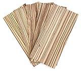wodewa - Juego de chapas de madera de 2 - 4 mm de grosor, 15 x 14 cm, juego de 5 placas de madera auténtica, chapa de madera para manualidades, placa de madera, juego de manualidades