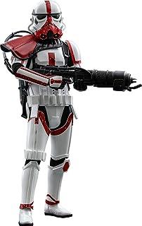 1:6 Incinerator Stormtrooper - The Mandalorian HT905801