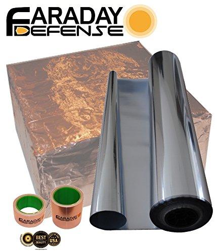 Faraday Jaula Kit (tamaño Extragrande), Caja de Bloqueo de