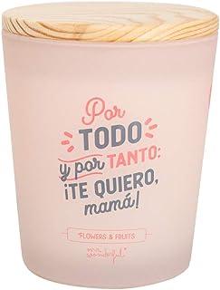 Vela - Por todo y por tanto: ¡te quiero mamá!