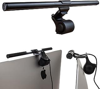 メルディバ Meldiva LEDモニターライト ブラック モニター掛け式ライト スクリーンバー