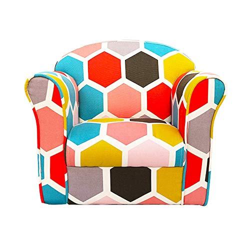 HAKN Canapé pour enfant, siège bébé paresseux (Couleur : Lingge)