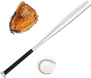 Balight Juego de béisbol de béisbol para niños con Guante de béisbol Suave y Saludable, Ideal como Regalo
