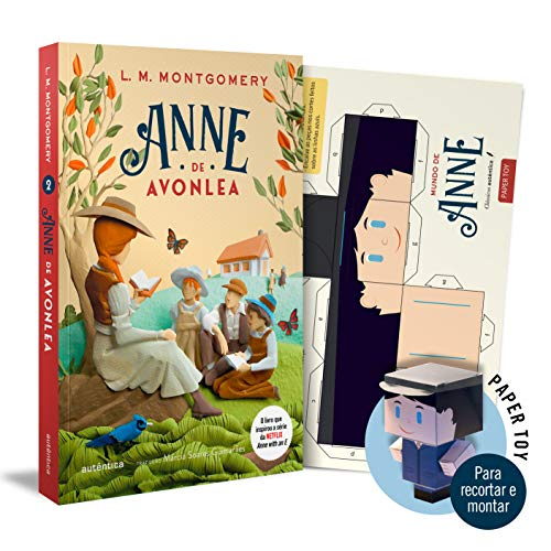 Anne De Avonlea + Paper-toy