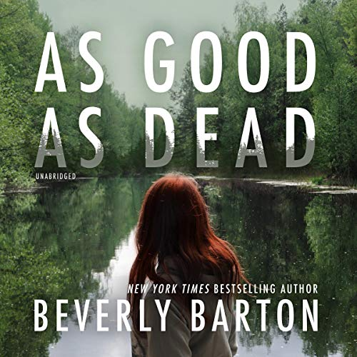 As Good as Dead audiobook cover art