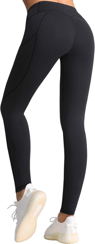 Fitincline Femmes sculpter Leggings Yoga Pantalon Gym Fitness Sport Running Training