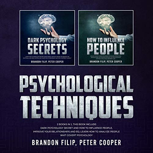 Psychological Techniques: 2 Books in 1, This Book Include  By  cover art