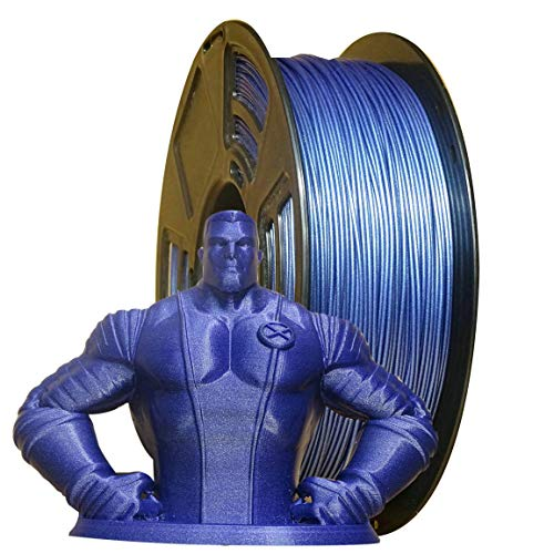 3D Printer Filament Stronghero3D PLA Galaxy Blue 1.75mm Net Weight Accuracy 1kg +/- 0.05mm for Ender3 CR10 A8